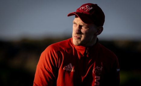Gallery | Munster Prepare For Connacht In Galway