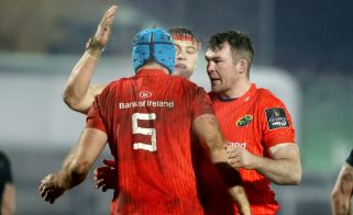 Report | Munster Secure Victory In Galway