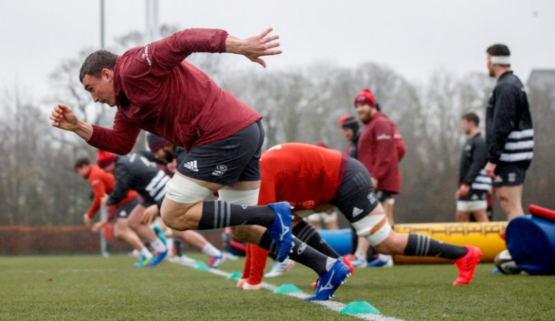 Gallery   Training Resumes After Connacht Victory