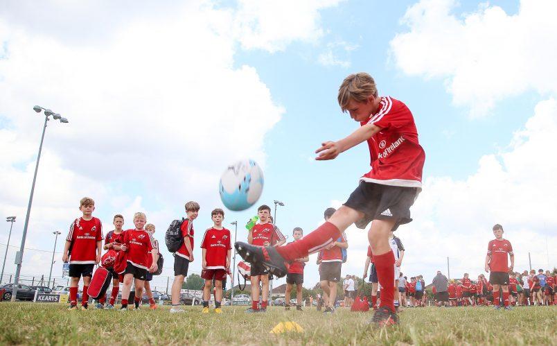 Munster Rugby FUNdamentals Home Skills Programme