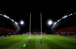 Munster play three of the remaining games at Thomond Park in the Guinness PRO14.