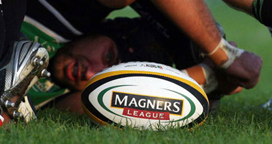 Magners is Munster's
