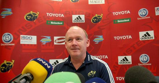 Kidney Confirmed as New Ireland Coach