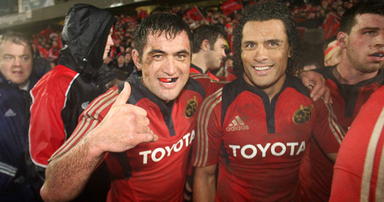 Mighty Munster Do It Again.
