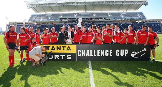 Munster Claim Setanta Challenge Cup