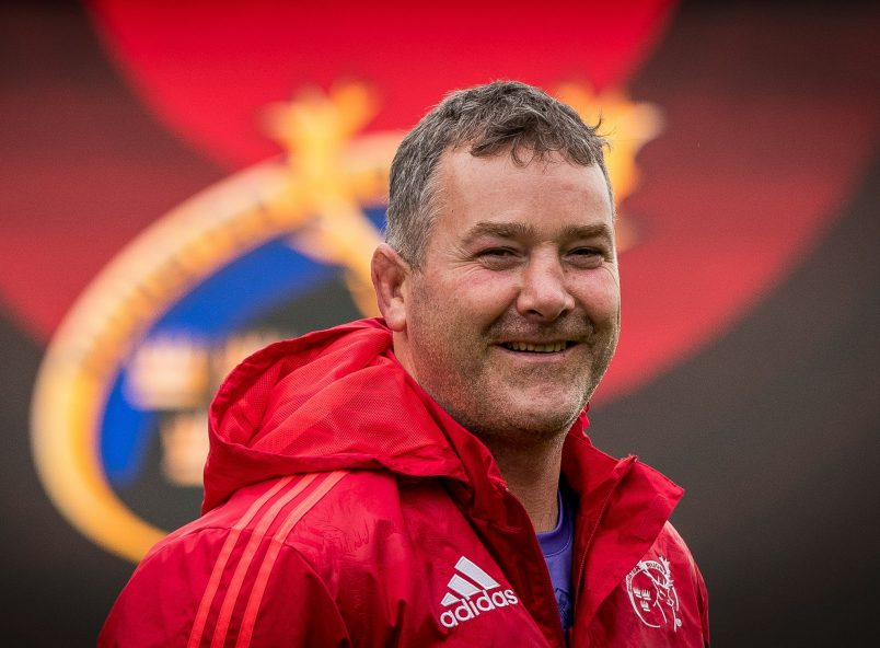 Statement On The Sudden Passing of Anthony Foley