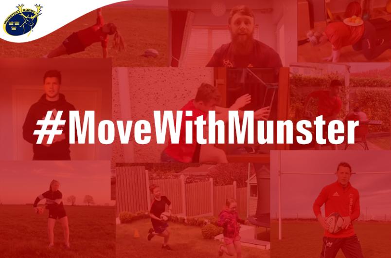 #MoveWithMunster Campaign Kicks Off
