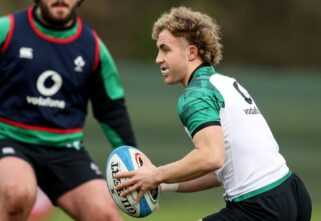Craig Casey Named In Ireland 23 For Italy Six Nations Clash
