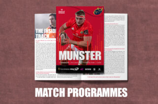Match Programme Connacht