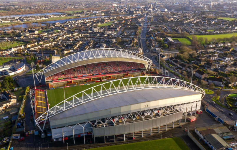 Ulster and Connacht visit Thomond park.