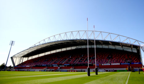 Toulouse Fixture -Munster host Toulouse on Saturday, April 3.