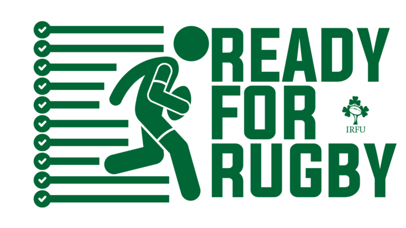 First #ReadyForRugby Support Webinar To Take Place On Tuesday