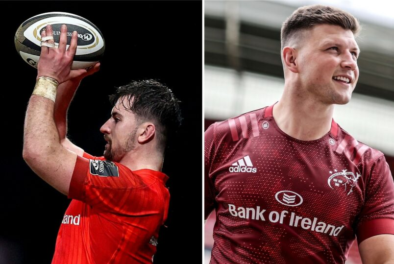 Senior players Diarmuid Barron and Fineen Wycherley have signed contract extensions.