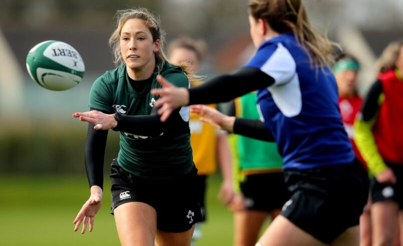 Ireland Women's Team To Face Wales