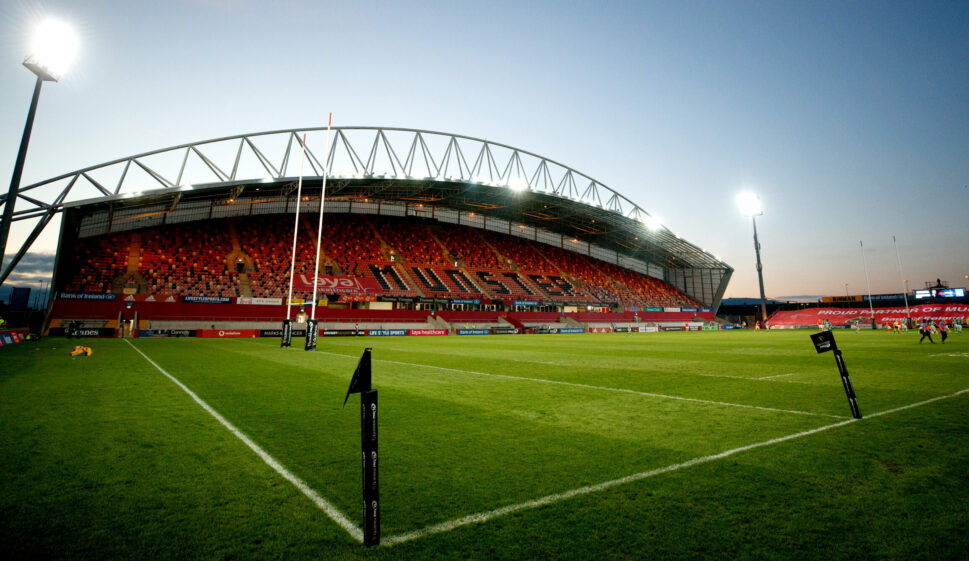 Munster host Ulster and Connacht at Thomond Park.
