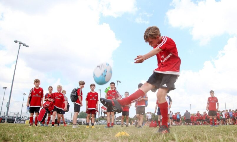 Bank Of Ireland Munster Rugby Summer Camps