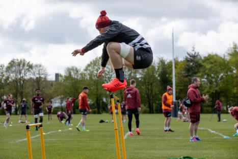 Jack O'Donoghue at Tuesday
