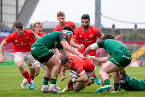 Shane Daly in action against Connacht.