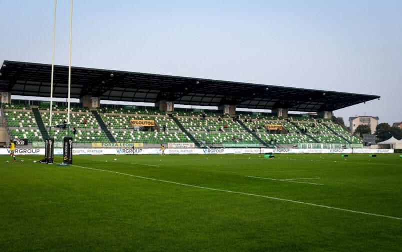 Stadio di Monigo will host next month