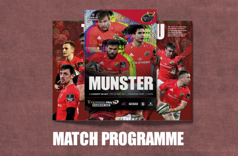 Munster Cardiff Programme