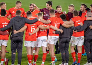 Reaction to Munster v Cardiff Blues