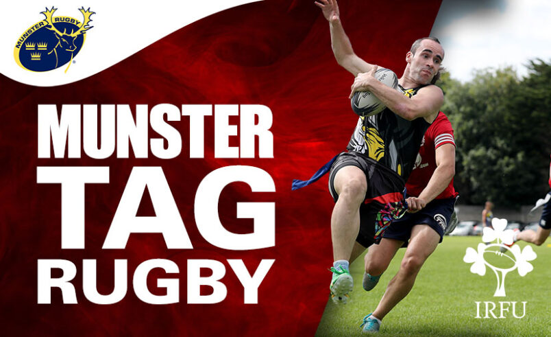 Sign Up For Munster Tag Rugby This Summer