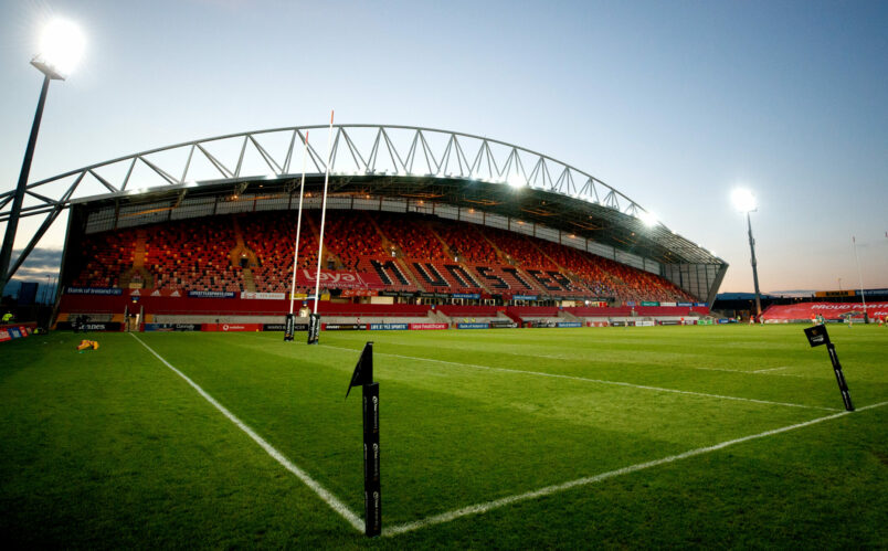 Details for 2021/22 Munster Rugby Season Tickets