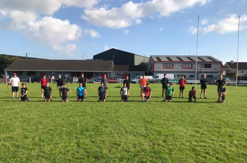 Club Notes: Midleton RFC Launch Virtual Walking Challenge Fundraiser