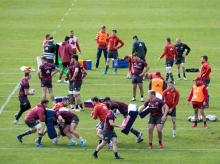 This week at Munster Rugby.