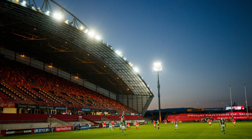 A training session at Thomond Park is among the items up for grabs in the Silent Auction.
