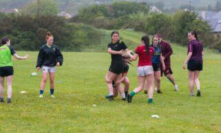 Iveragh RFC Kerry Girls RDS Session | June