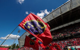 Tickets. Munster supporters will be returning to Musgrave Park and Thomond Park.