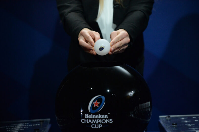 Munster Rugby are in Tier One of the draw.