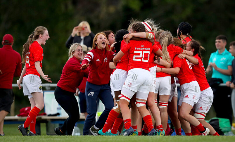 Munster U18 Women Squad Announced For Interpro Series