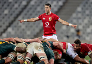 Conor Murray has helped the Lions to victories against Australia, New Zealand and now South Africa.