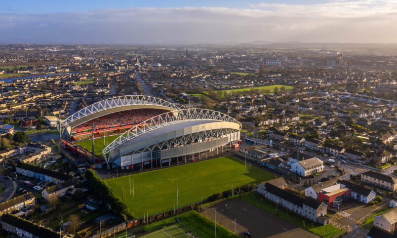 The role is based at Thomond Park.
