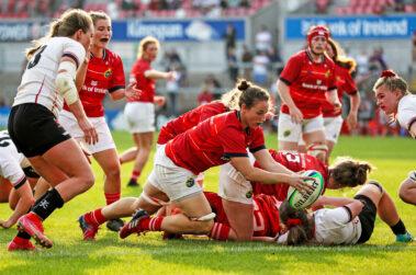 Opening win in the Vodafone Women's Interprovincial