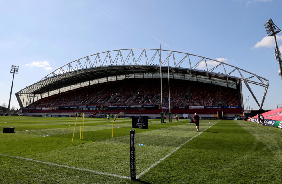 Live music is returning to Thomond Park.