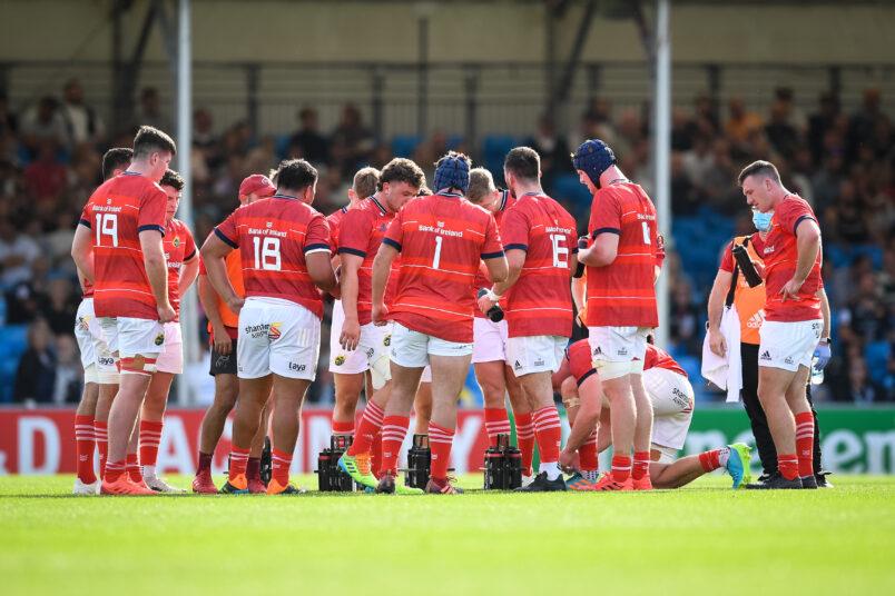 Munster face Sharks at Thomond Park on Saturday night.