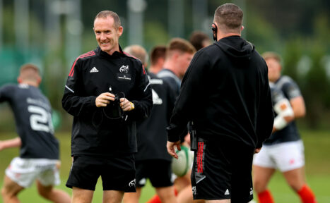 We will have an Academy Update with Ian Costello on Thursday.