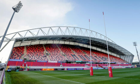 Thomond Park hosts our first Interpro derby of the new season.