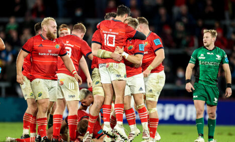 Report | Munster Edge Out Connacht In Tight Interpro Battle