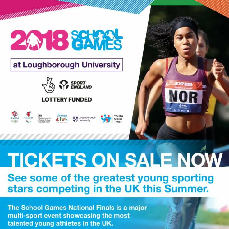 One month to go until School Games!