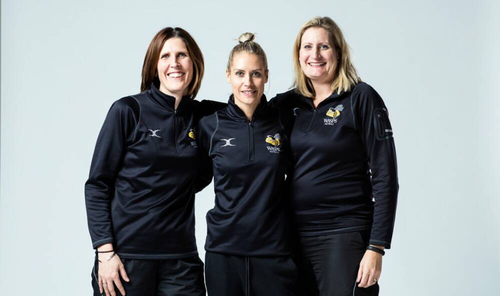Mel Mansfield appointed as Wasps Head Coach