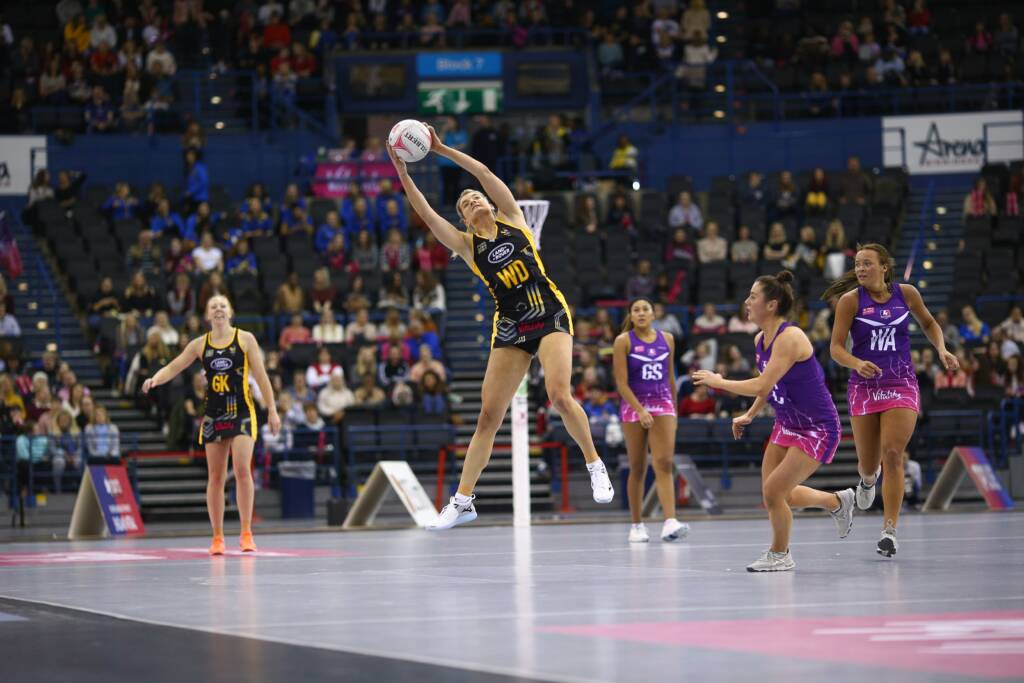 Vitality Netball Superleague | Coming up in August…