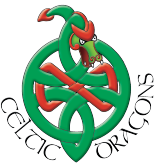 Celtic Dragons Logo