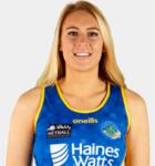 Hannah Passmore of Team Bath Netball.