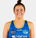 Jess Shaw of Team Bath Netball.