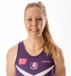 Lightning's Sam May to retire from netball after Finals Weekend