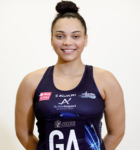 Paige Reed of Severn Stars.